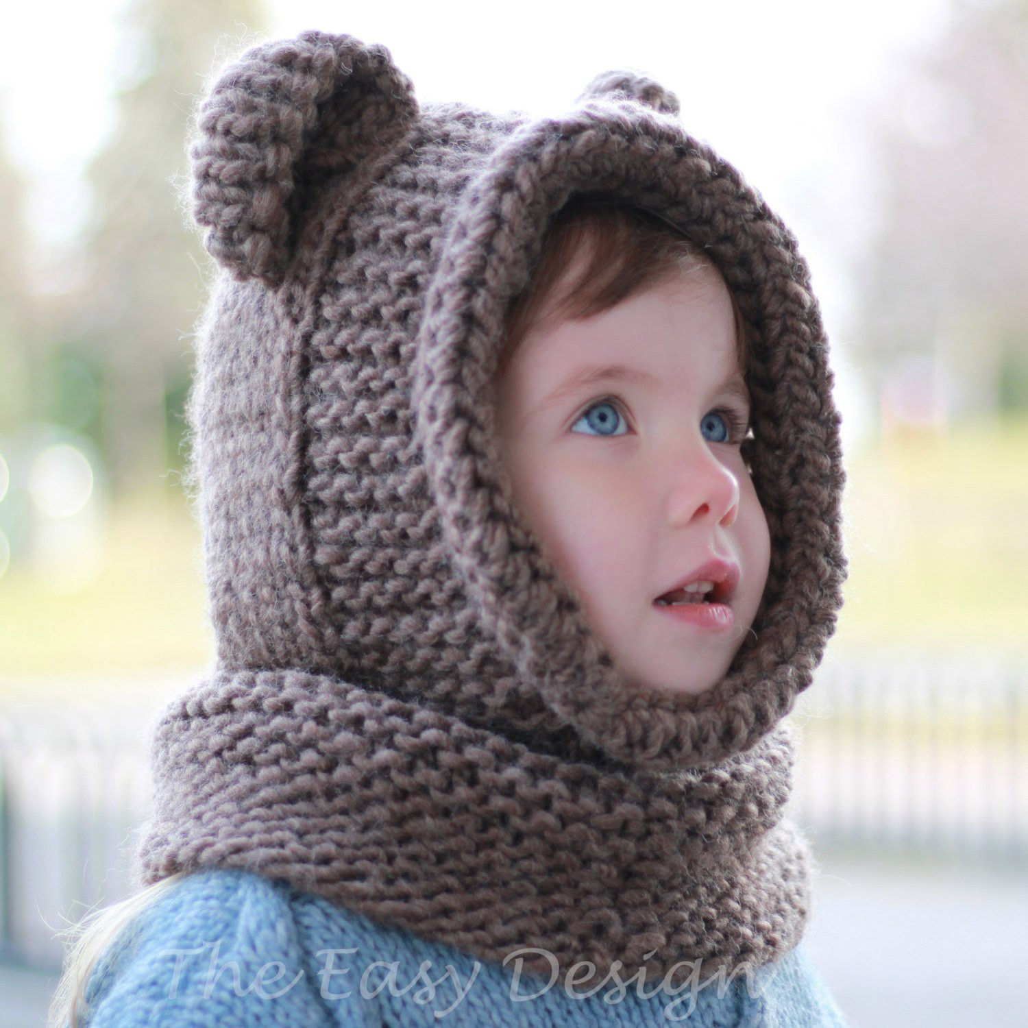 Cowl Knitting Pattern Inspirational Knitting Pattern Patron Tricot Brian Bear Hooded Cowl Hood Of Contemporary 50 Ideas Cowl Knitting Pattern