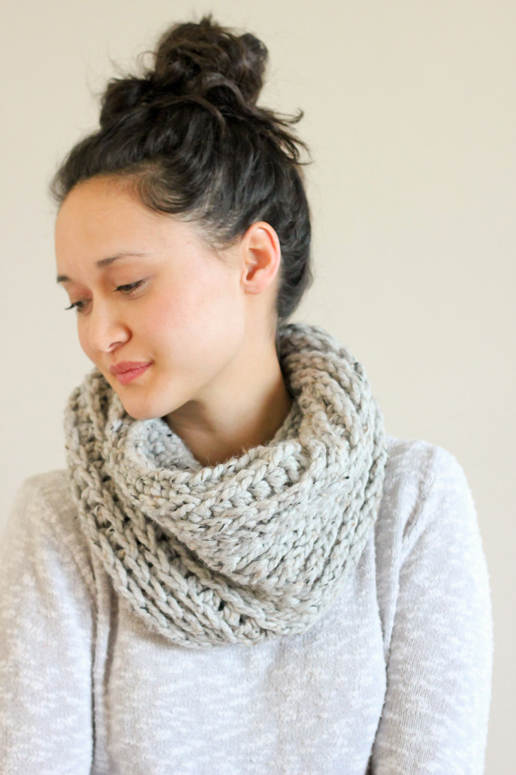 Cowl Knitting Pattern Luxury Knit Look Crochet Cowl – Free Pattern Of Contemporary 50 Ideas Cowl Knitting Pattern