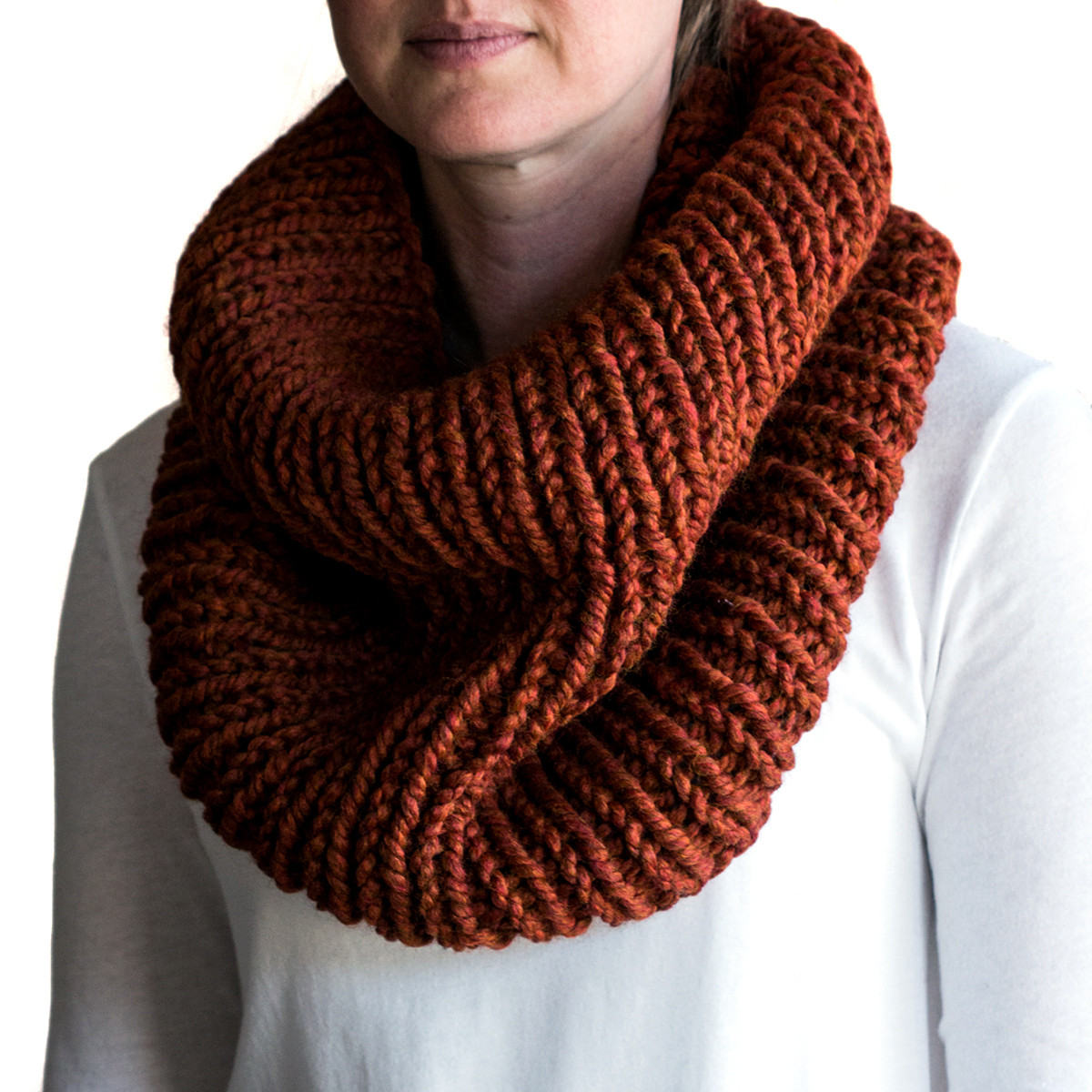 Cowl Knitting Pattern New Simplicity Women's Cowl Knitting Pattern – Brome Fields Of Contemporary 50 Ideas Cowl Knitting Pattern