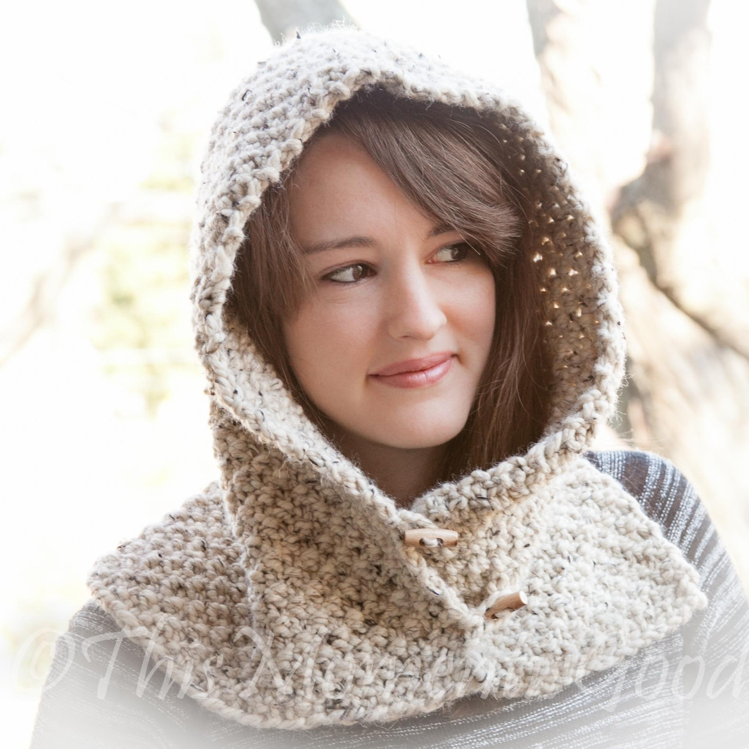 Cowl Knitting Pattern Unique Loom Knit Hood with Cowl Pattern Child Teen & Adult Sizes Of Contemporary 50 Ideas Cowl Knitting Pattern