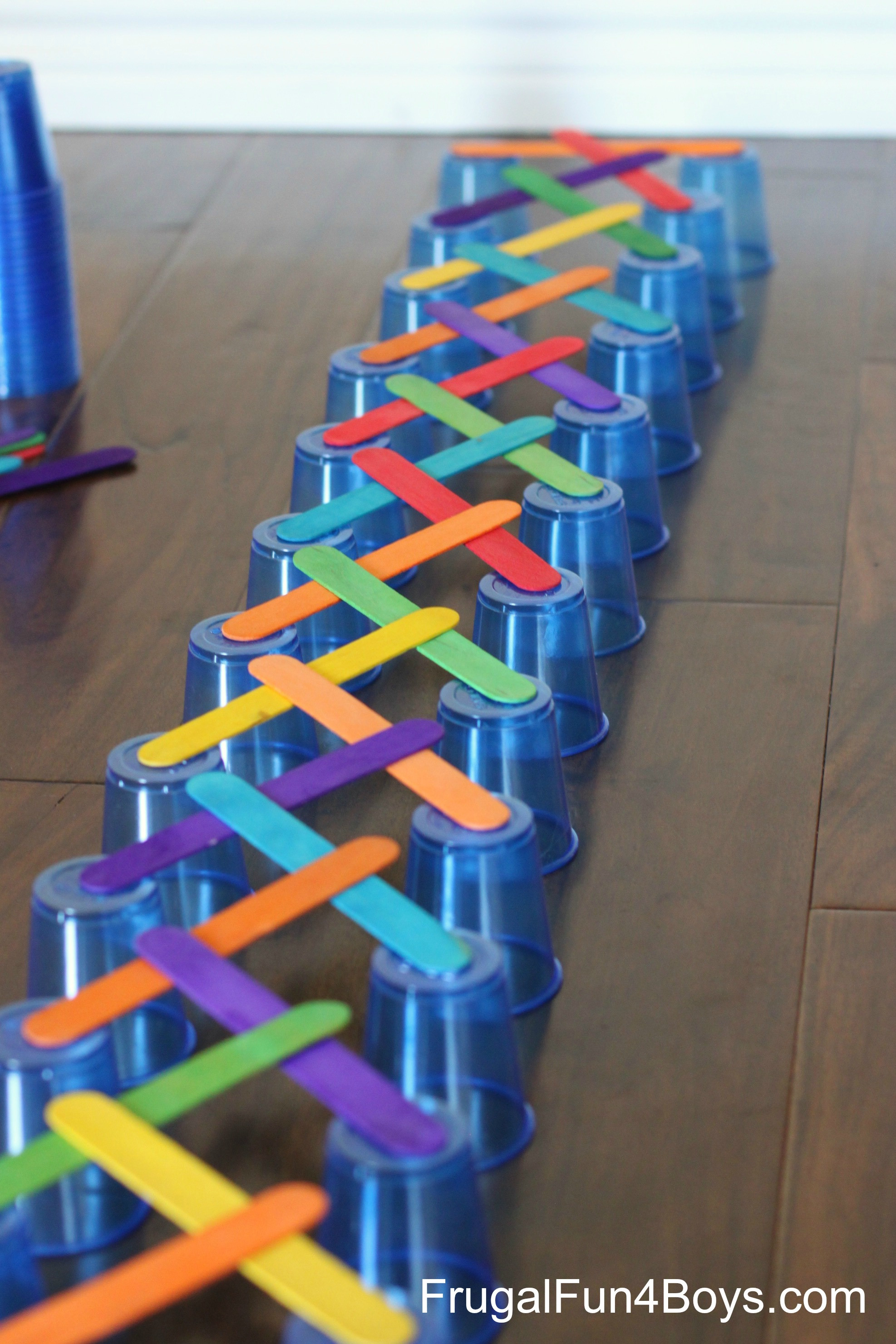 Craft Sticks Lovely 4 Engineering Challenges for Kids Cups Craft Sticks and Of Wonderful 50 Ideas Craft Sticks