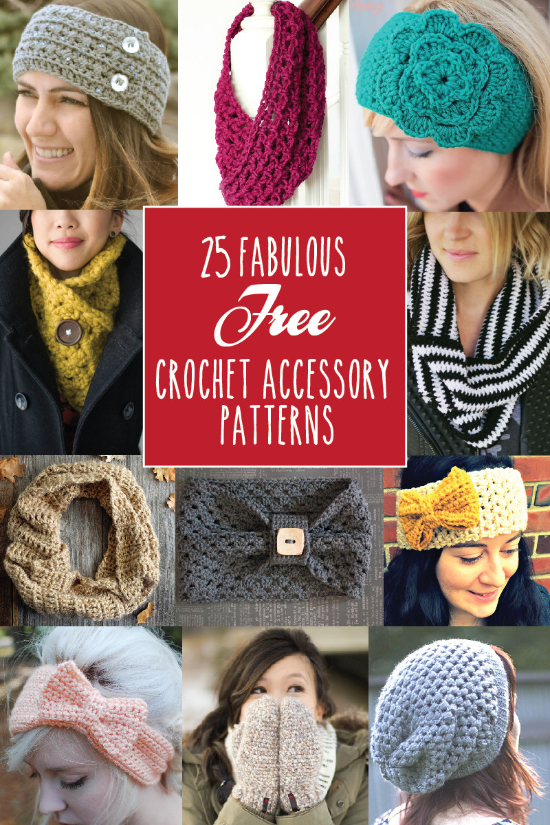 Crochet Accessories Best Of 30 Fabulous and Free Crochet Scarf Patterns Of New 47 Photos Crochet Accessories