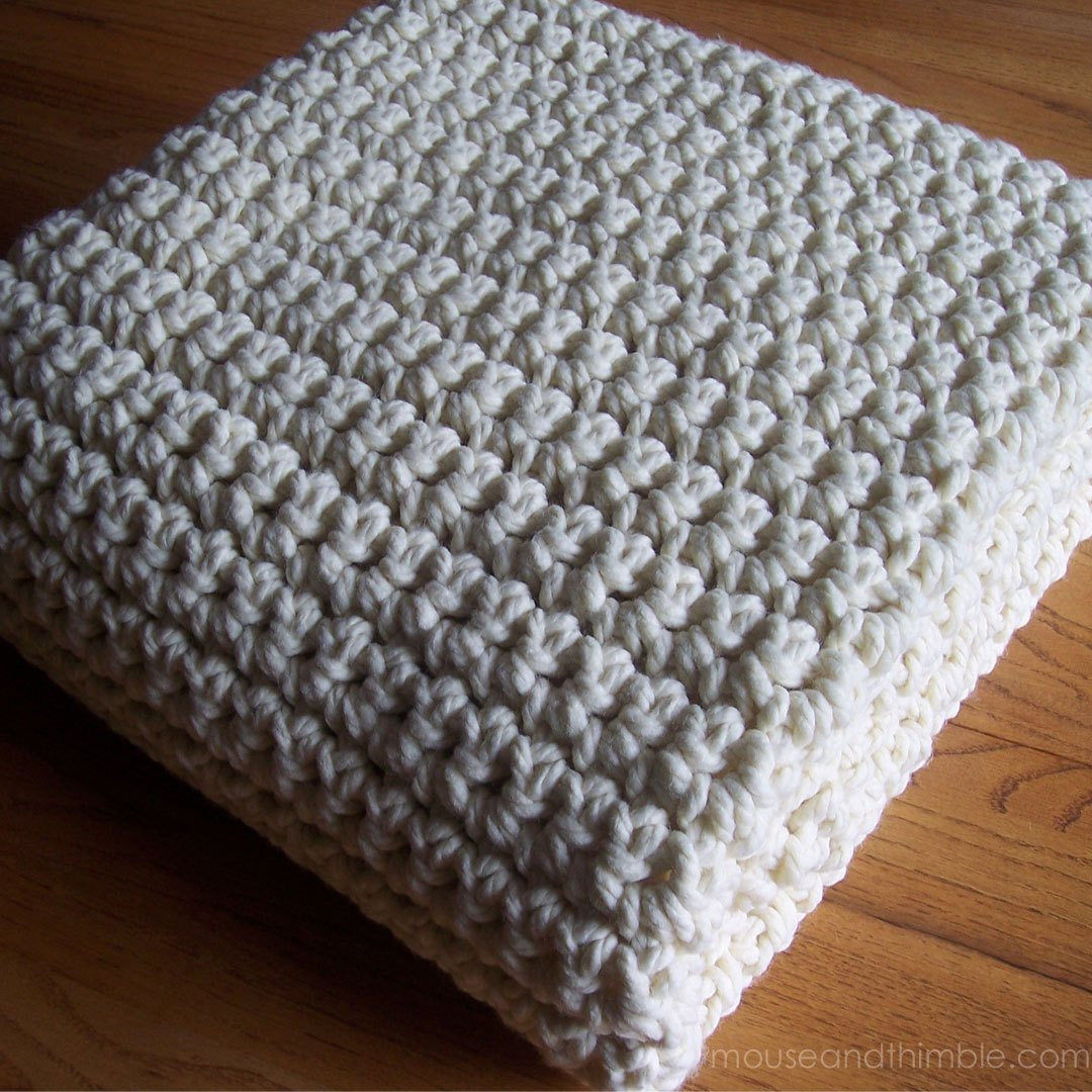 Crochet Afghan for Beginners Awesome Extra Chunky Afghan Blanket Easy Crochet Pattern Of Innovative 48 Images Crochet Afghan for Beginners