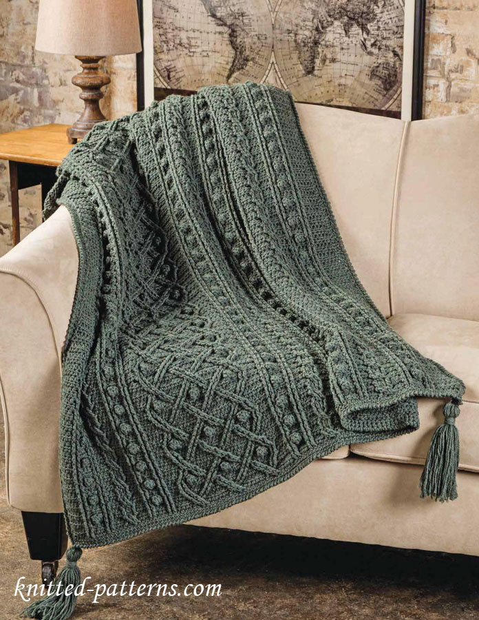 Crochet Afghan Patterns Fresh Aran Afghan Crochet Pattern Free Of New 40 Pics Crochet Afghan Patterns