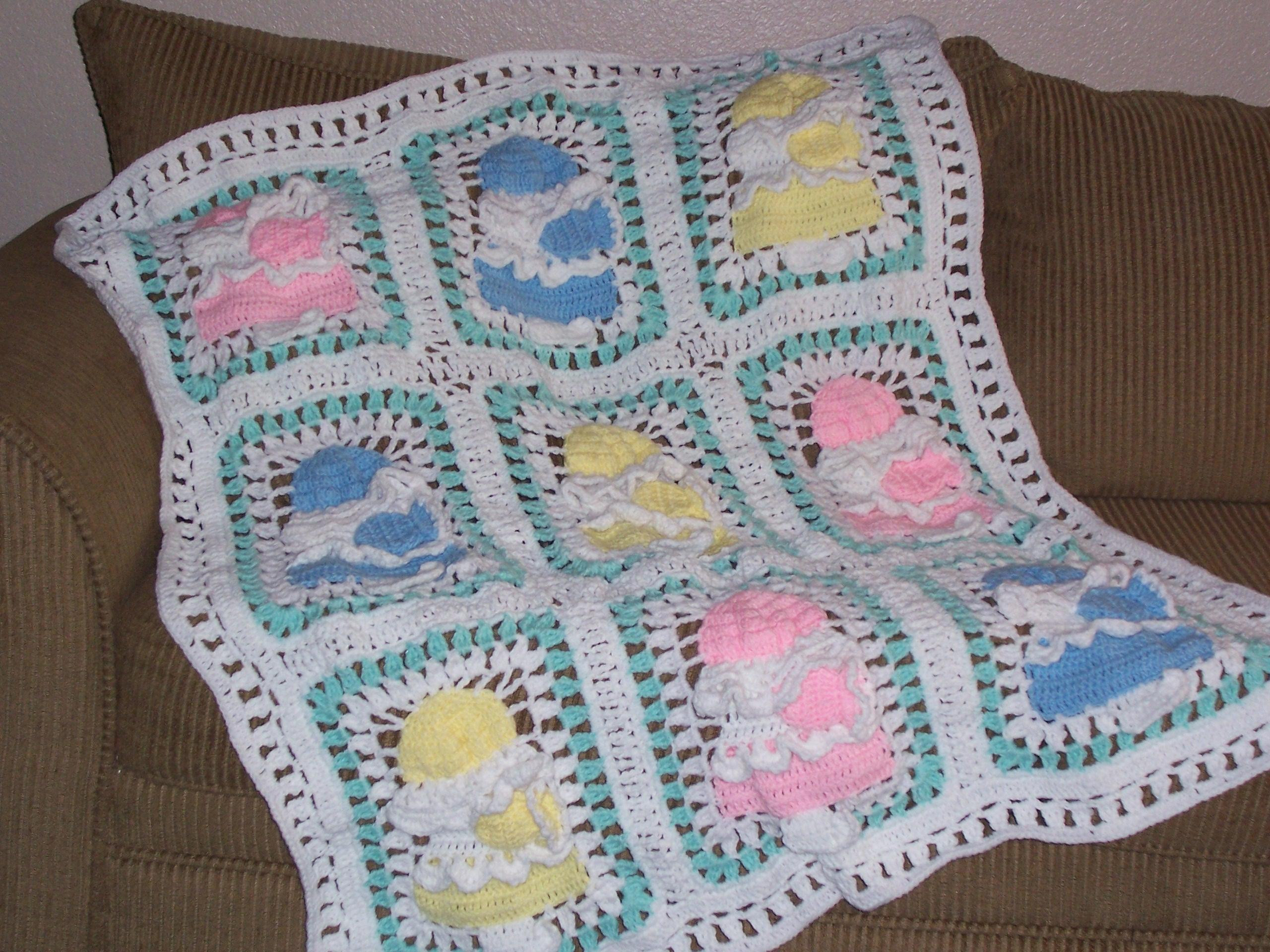 Crochet Afghan Patterns with Pictures Beautiful Judy B S Crochet Creations Of Gorgeous 43 Photos Crochet Afghan Patterns with Pictures