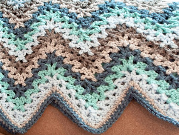 Crochet Afghan Patterns with Pictures New V Stitch Crochet Ripple Afghan Pattern Of Gorgeous 43 Photos Crochet Afghan Patterns with Pictures
