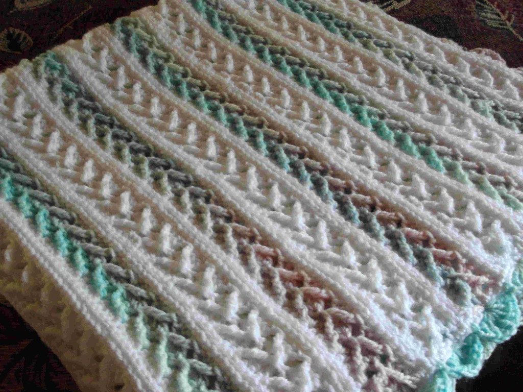 Crochet Afghan Stitch Best Of 7 Free Crochet Afghan Patterns In Pastel Colors that Will Of Attractive 40 Ideas Crochet Afghan Stitch