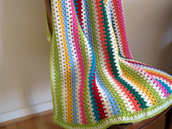 For the Love of Crochet Along SALE Crochet Blankets