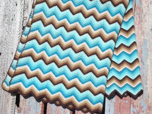 Crochet Afghans for Sale Luxury Aqua Blue Brown Felted Vintage Crochet Wool Afghan Of Luxury 41 Ideas Crochet Afghans for Sale
