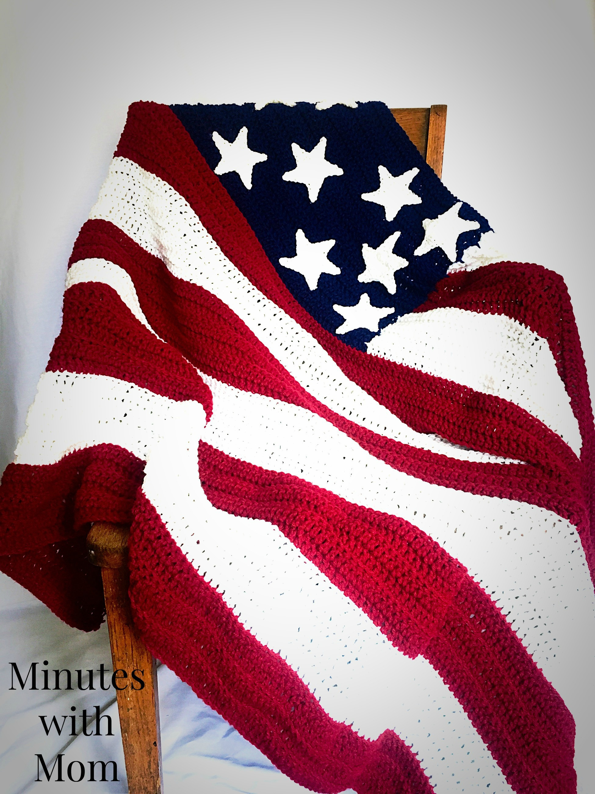Crochet American Flag Awesome America Flag Crochet Blanket with Free Pattern Of Incredible 44 Pics Crochet American Flag