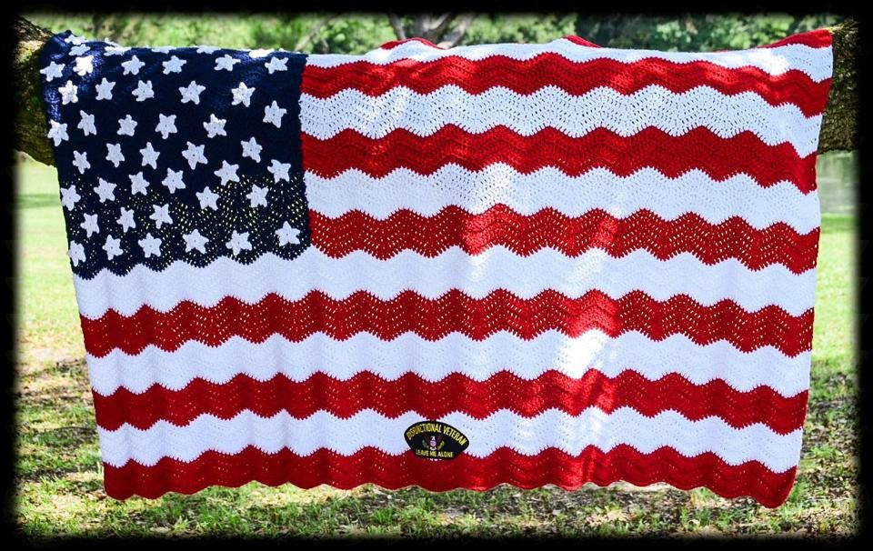 Crochet American Flag Best Of American Flag A sol R S Pride Crochet Afghan Pattern Of Incredible 44 Pics Crochet American Flag