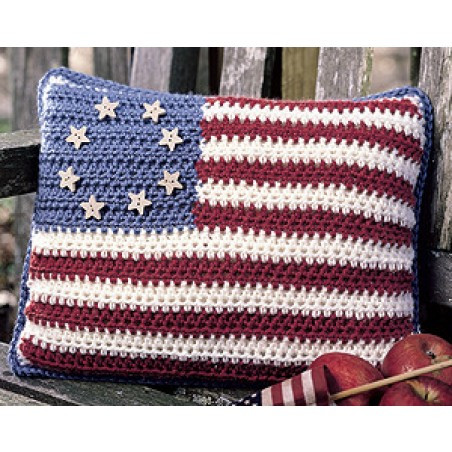 Crochet American Flag New Craftdrawer Crafts Free Crochet Pattern Friday Stars and Of Incredible 44 Pics Crochet American Flag