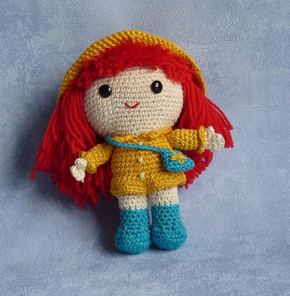 Crochet Amigurumi Doll Lovely Dolls Made by Akinna Stisu Design From K and J Dolls Of Unique 49 Photos Crochet Amigurumi Doll