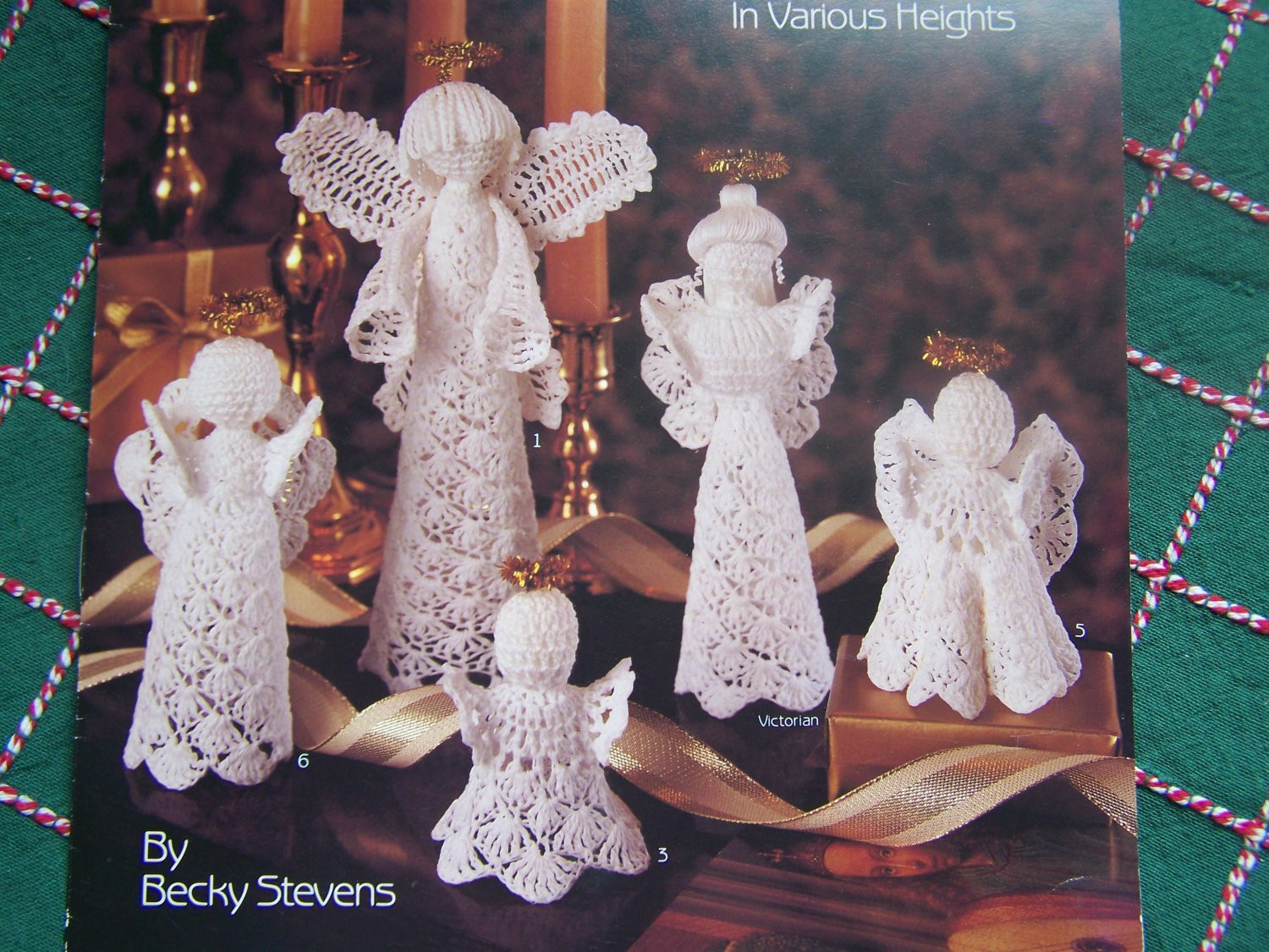 Crochet Angel Pattern Awesome 9 Christmas Crochet Patterns Angel Tree topper Lacy Of Brilliant 43 Pictures Crochet Angel Pattern