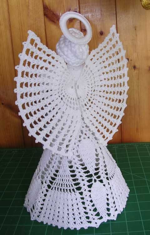 Crochet Angel Pattern Beautiful 17 Best Ideas About Crochet Angels On Pinterest Of Brilliant 43 Pictures Crochet Angel Pattern