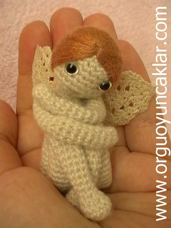 Angels Crochet Addict UK