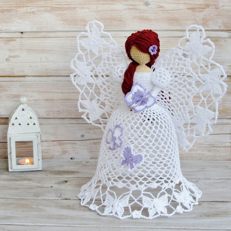 Crochet Angel Pattern Elegant 17 Best Ideas About Crochet Angels On Pinterest Of Brilliant 43 Pictures Crochet Angel Pattern