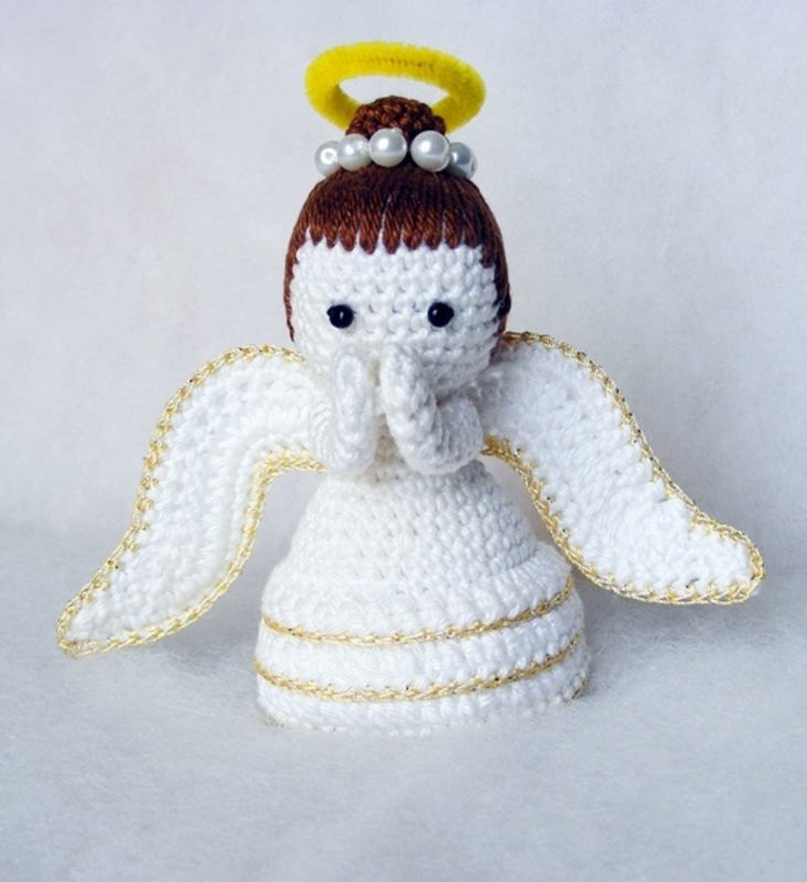 Crochet Angel Pattern New Amigurumi Crochet Angel Pattern Of Brilliant 43 Pictures Crochet Angel Pattern