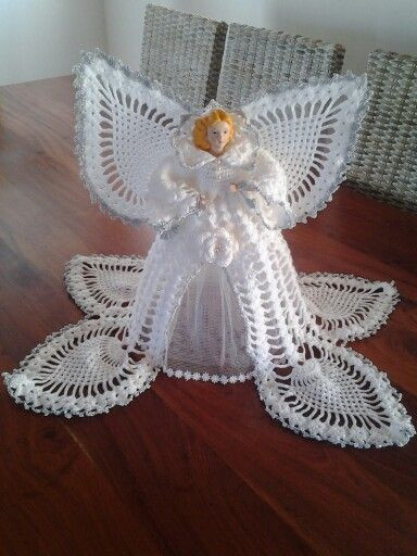 Crochet Angel Pattern Unique 17 Best Images About Crochet Angels On Pinterest Of Brilliant 43 Pictures Crochet Angel Pattern