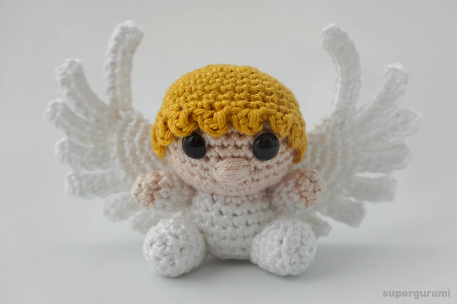 Crochet Angel Pattern Unique Amigurumi Crochet Angel Pattern Supergurumi Of Brilliant 43 Pictures Crochet Angel Pattern