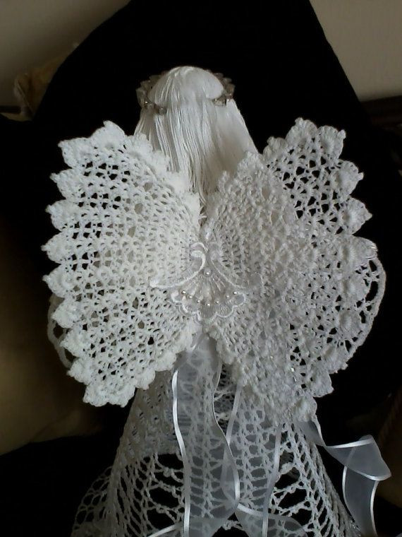 Crochet Angel Wings Elegant 1000 Images About Crochet Angels On Pinterest Of Charming 49 Images Crochet Angel Wings