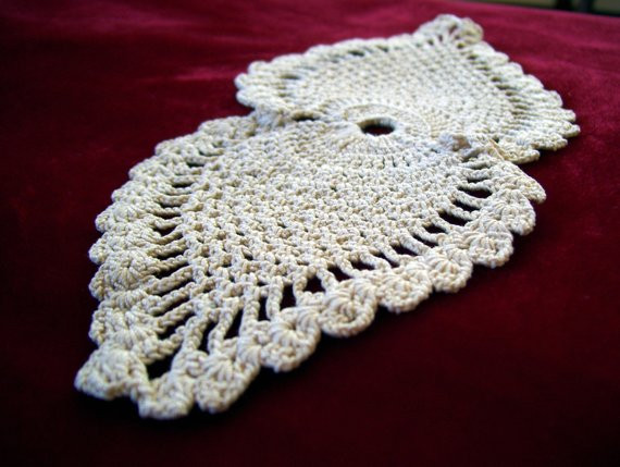 Crochet Angel Wings New Vintage Angel Wing Handmade Crochet Double Heart Doily In Of Charming 49 Images Crochet Angel Wings