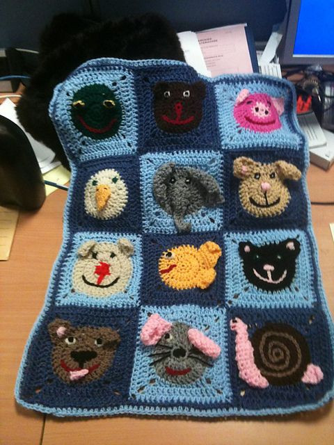 Crochet Animal Blankets Awesome 17 Best Images About Crochet Baby Blankets On Pinterest Of Marvelous 39 Photos Crochet Animal Blankets