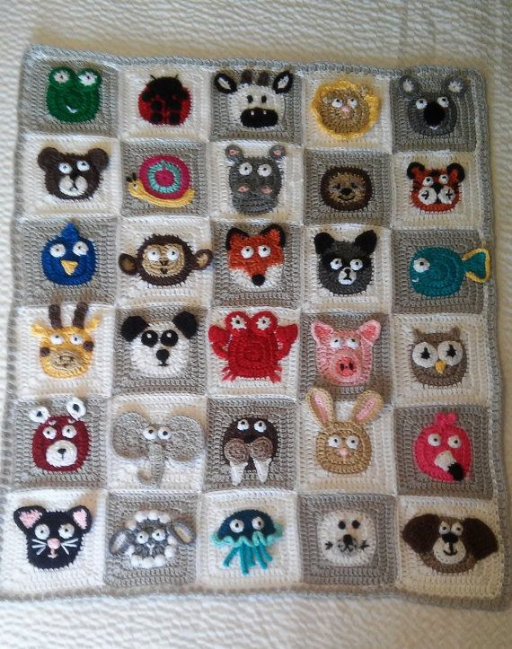 Crochet Animal Blankets Unique Crochet Zoo Afghan Pattern Traitoro for Of Marvelous 39 Photos Crochet Animal Blankets