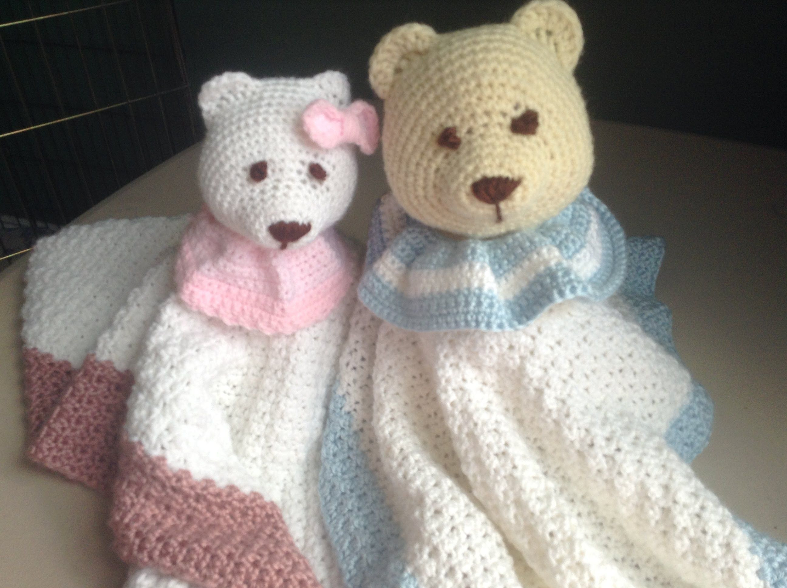 Crochet Animal Blankets Unique How to Crochet A Baby Blanket Stuffed Animal Lovey Of Marvelous 39 Photos Crochet Animal Blankets