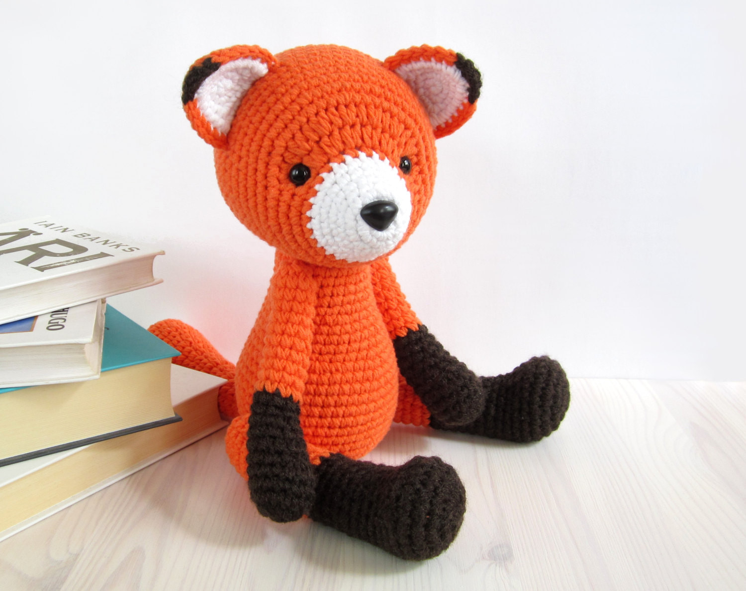 Crochet Animal Patterns Awesome Pattern Red Fox Amigurumi Fox Pattern Crochet by Kristitullus Of Incredible 48 Images Crochet Animal Patterns