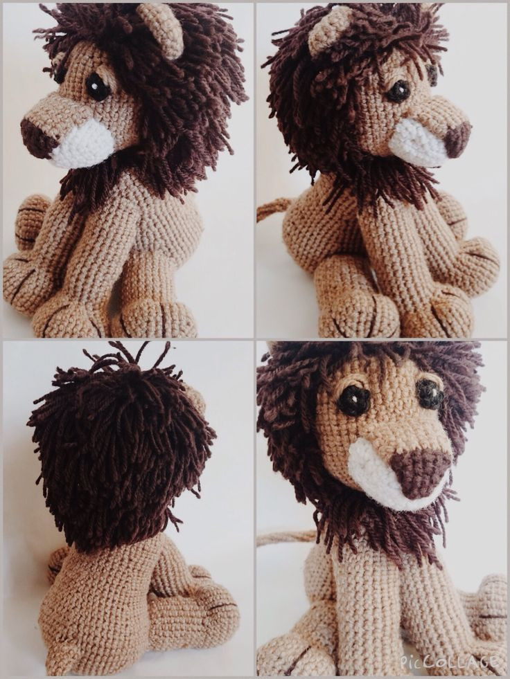 Crochet Animal Patterns Inspirational 17 Best Images About Amigurumi Oh My On Pinterest Of Incredible 48 Images Crochet Animal Patterns