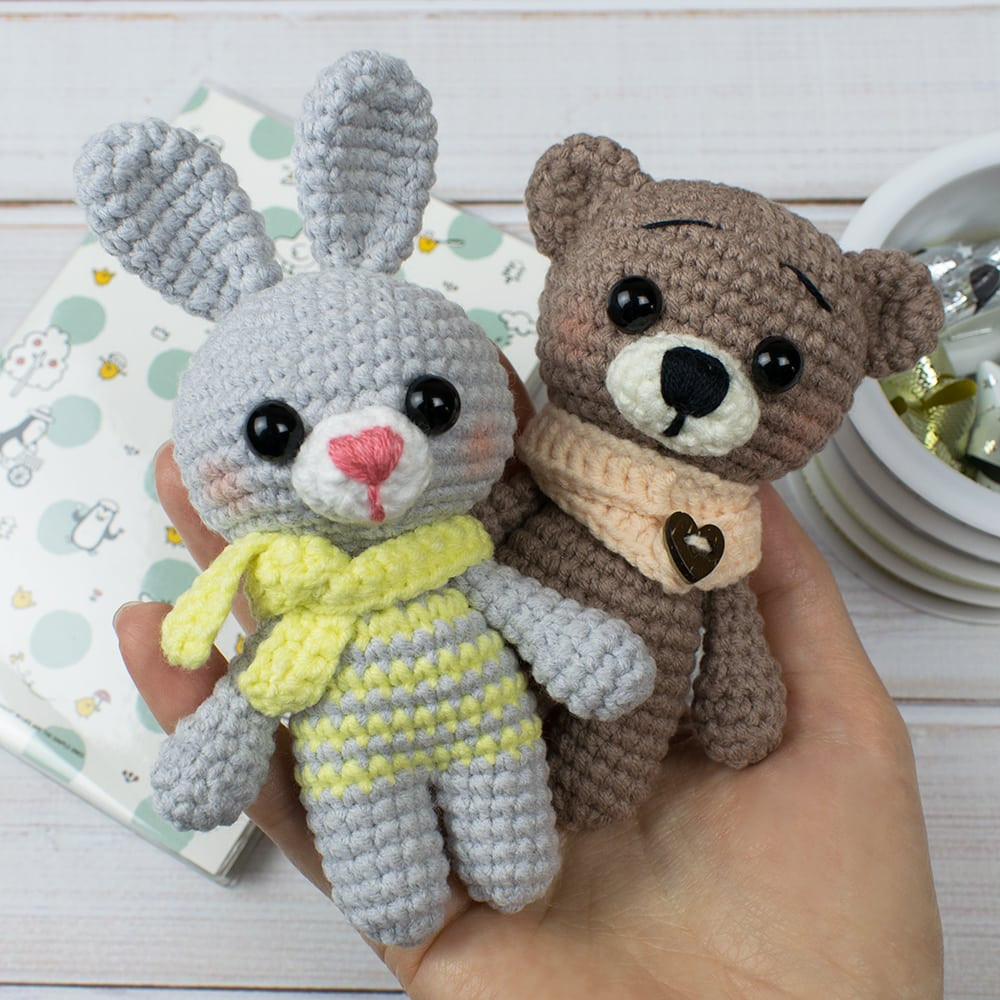 Crochet Animal Patterns New Free Crochet Animal Patterns Amigurumi today Of Incredible 48 Images Crochet Animal Patterns