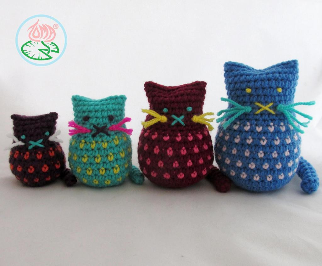 Crochet Animal Patterns Unique 8 Purr Fectly Plush Crochet Cat Patterns Craftsy Of Incredible 48 Images Crochet Animal Patterns