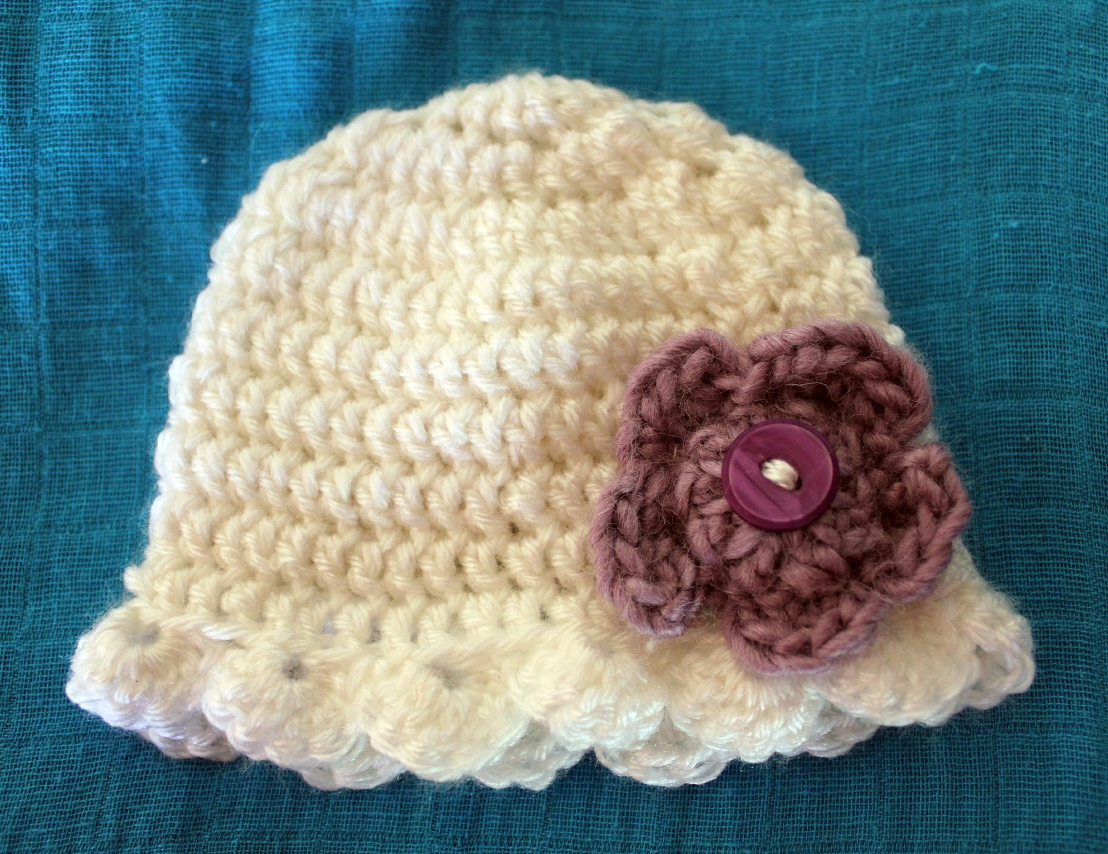 Crochet Baby Beanie Inspirational Crochet Baby Beanie with Brim Pattern Dancox for Of Beautiful 46 Pictures Crochet Baby Beanie