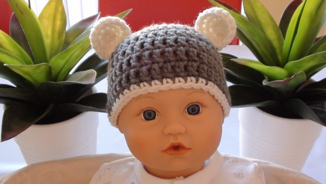 Crochet Baby Beanie Luxury Crochet Baby Beanie with Ears Pattern – Crochet Hooks You Of Beautiful 46 Pictures Crochet Baby Beanie