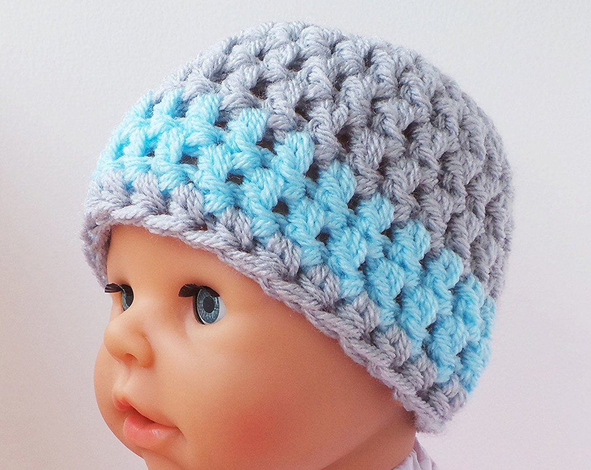 Crochet Baby Beanie Unique How to Crochet Crochet Hat Pattern with Photo Tutorial Of Beautiful 46 Pictures Crochet Baby Beanie