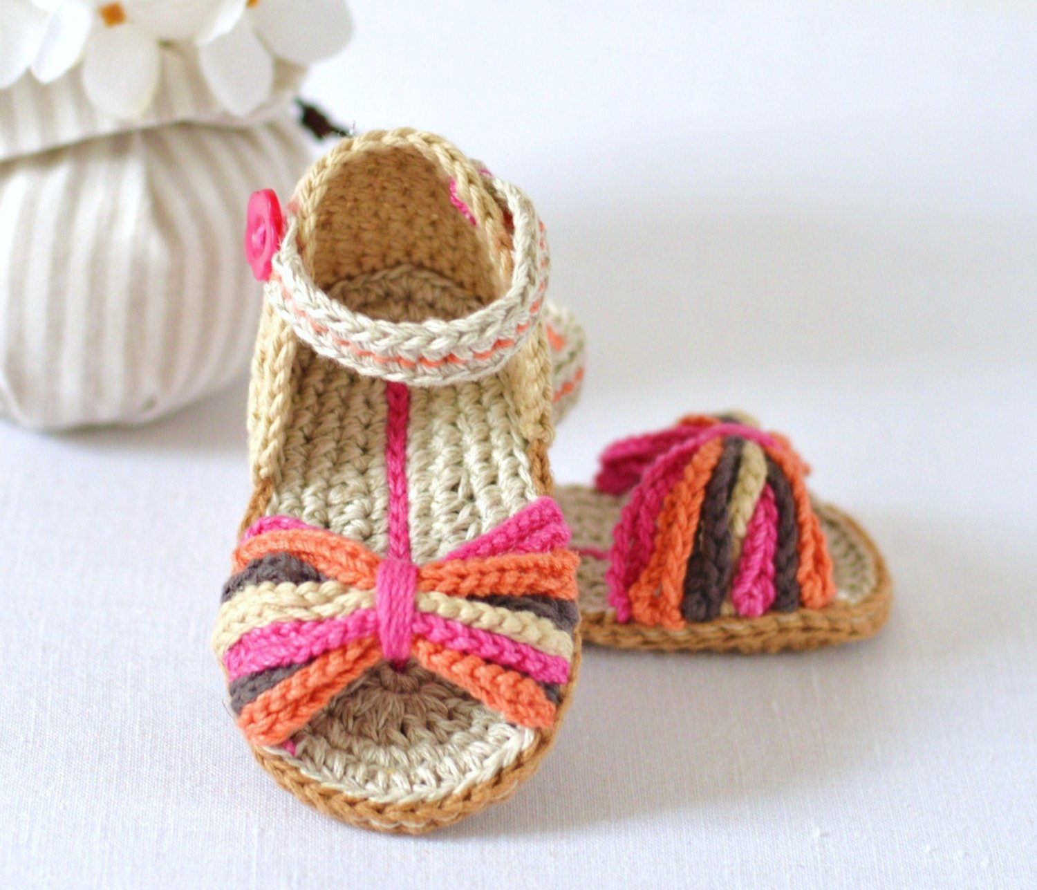 Crochet Baby Best Of Crochet Pattern Baby Sandals Paris Style Baby Shoes Easy Of Marvelous 50 Ideas Crochet Baby