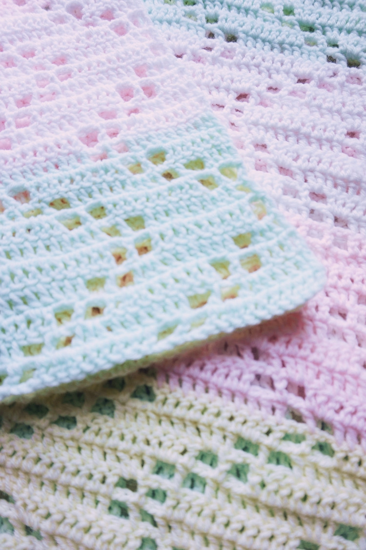 Crochet Baby Blanket Awesome the Hopscotch Crochet Baby Blanket Free Pattern Of Great 49 Pictures Crochet Baby Blanket