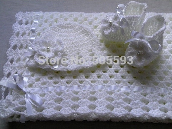 Crochet Baby Blanket for Sale Awesome On Sale Crochet Baby Blanket Hat and Booties Set T Of Attractive 48 Photos Crochet Baby Blanket for Sale