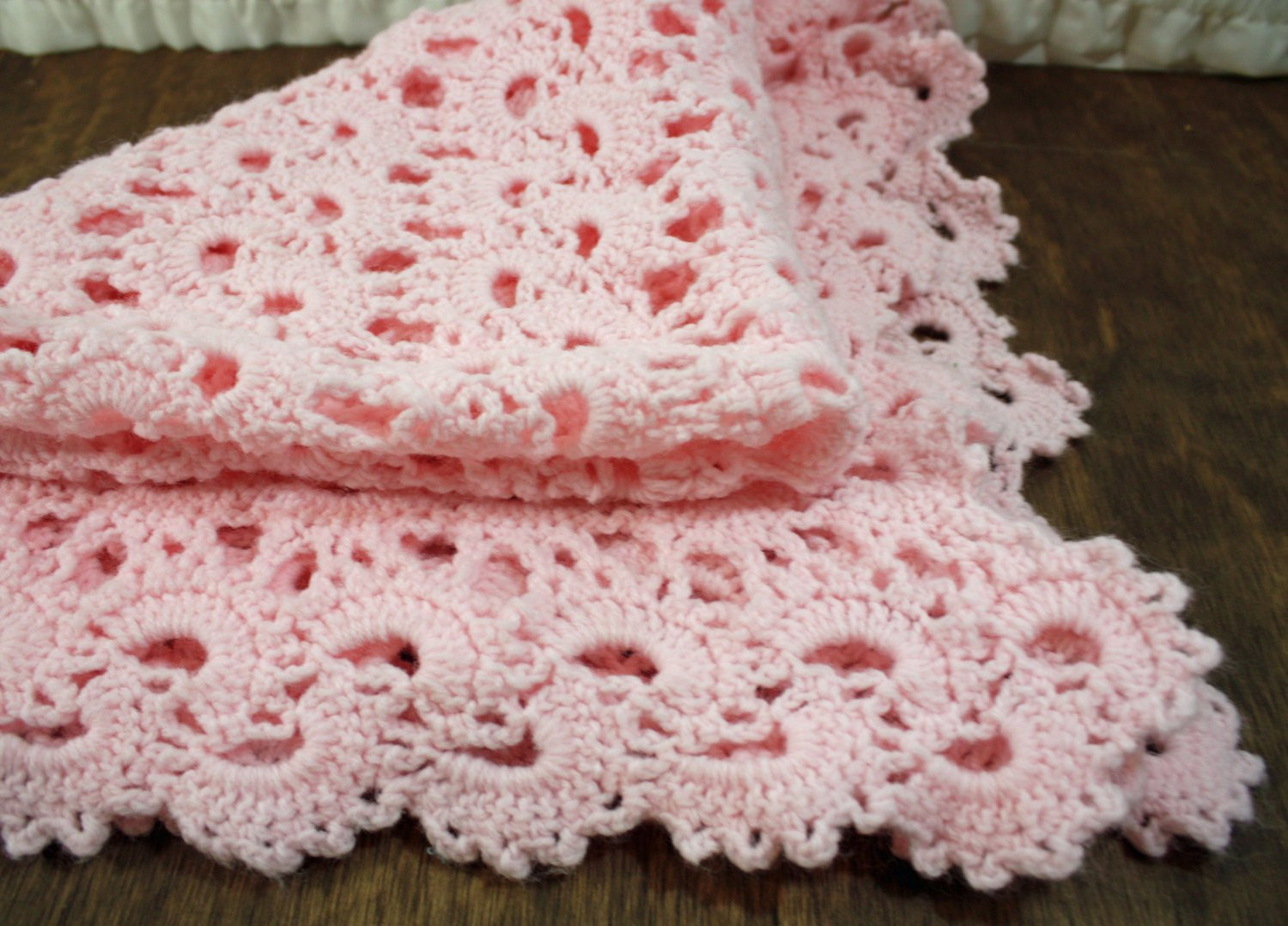 Crochet Baby Blanket for Sale Fresh Sale Pink Crocheted Baby Blanket Of Attractive 48 Photos Crochet Baby Blanket for Sale