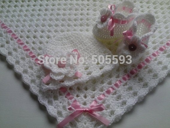 Crochet Baby Blanket for Sale Luxury On Sale Crochet Baby Blanket Hat and Booties Set T Of Attractive 48 Photos Crochet Baby Blanket for Sale