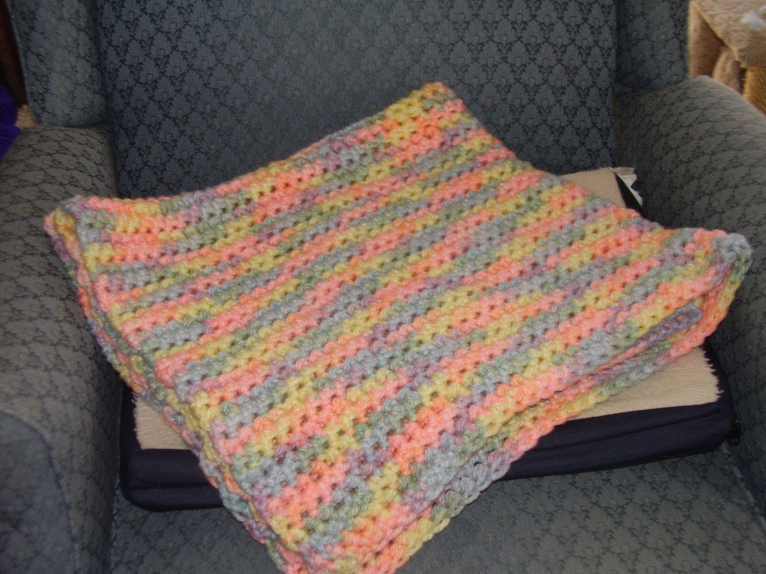 Crochet Baby Blanket for Sale Unique Crochet Pastel Baby Blanket On Sale Of Attractive 48 Photos Crochet Baby Blanket for Sale