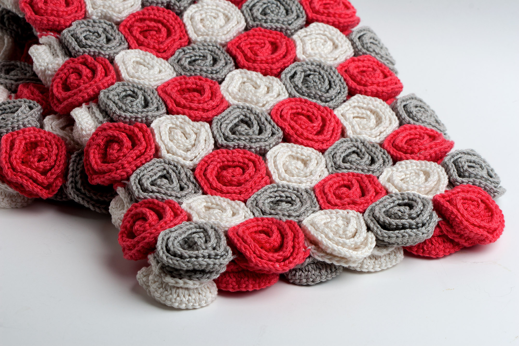 Crochet Baby Blanket Lovely Crochet Pattern Rose Field – Yarn Twist Of Great 49 Pictures Crochet Baby Blanket