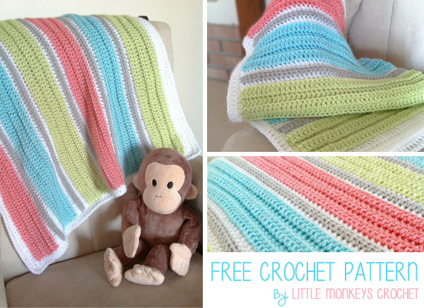 Crochet Baby Blanket Patterns for Beginners Awesome My First Baby Blanket Free Crochet Pattern Of Innovative 45 Pics Crochet Baby Blanket Patterns for Beginners
