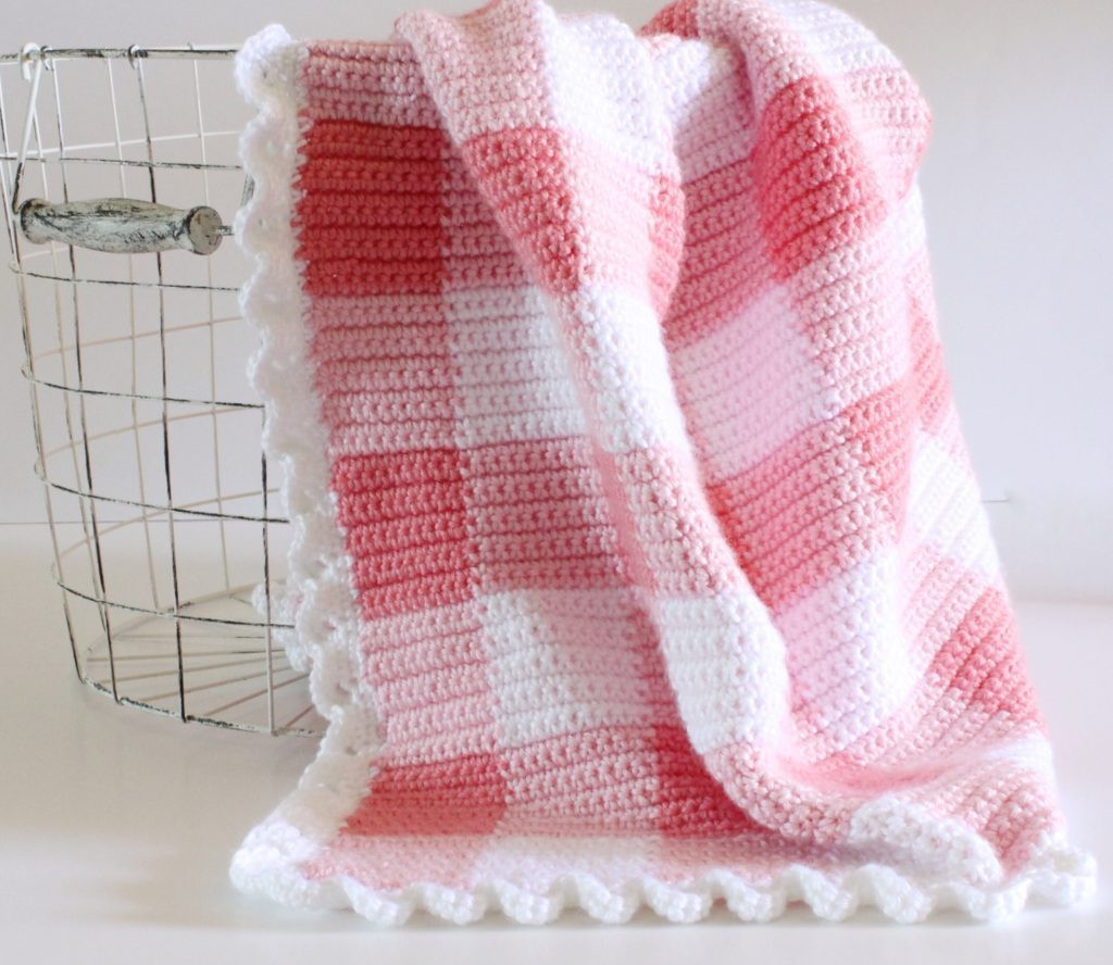 Crochet Baby Blanket Patterns Unique the Best Free Crochet Baby Blankets for Girls Sewrella Of Fresh 44 Models Crochet Baby Blanket Patterns