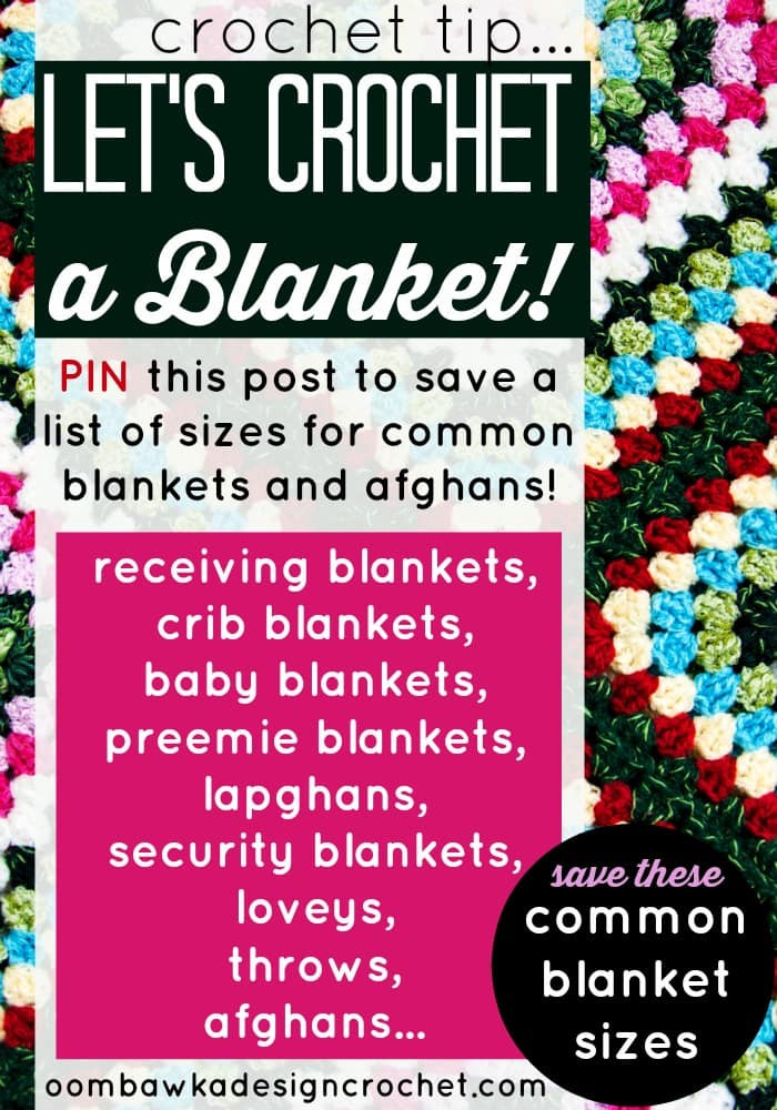 Crochet Baby Blanket Size Awesome Blanket and Afghan Sizes • Oombawka Design Crochet Of Gorgeous 48 Images Crochet Baby Blanket Size