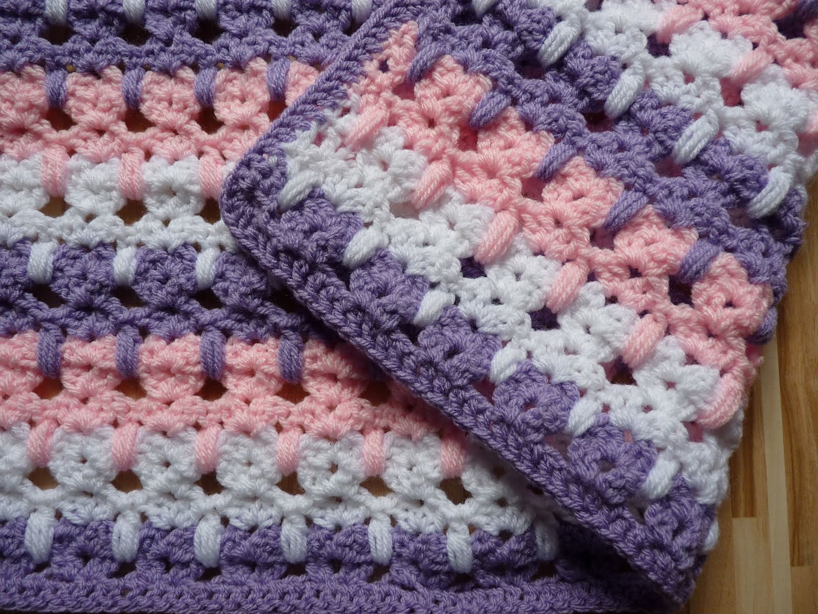 Crochet Baby Blanket Size Elegant the Adventures Of the Gingerbread Lady Tutorial Kitty Of Gorgeous 48 Images Crochet Baby Blanket Size