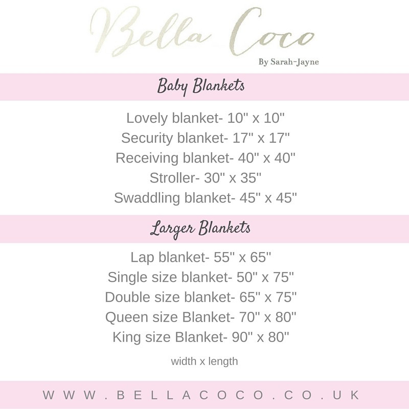 Crochet Baby Blanket Size Lovely How Many Chains for A Bella Coco by Sarah Jayne Of Gorgeous 48 Images Crochet Baby Blanket Size