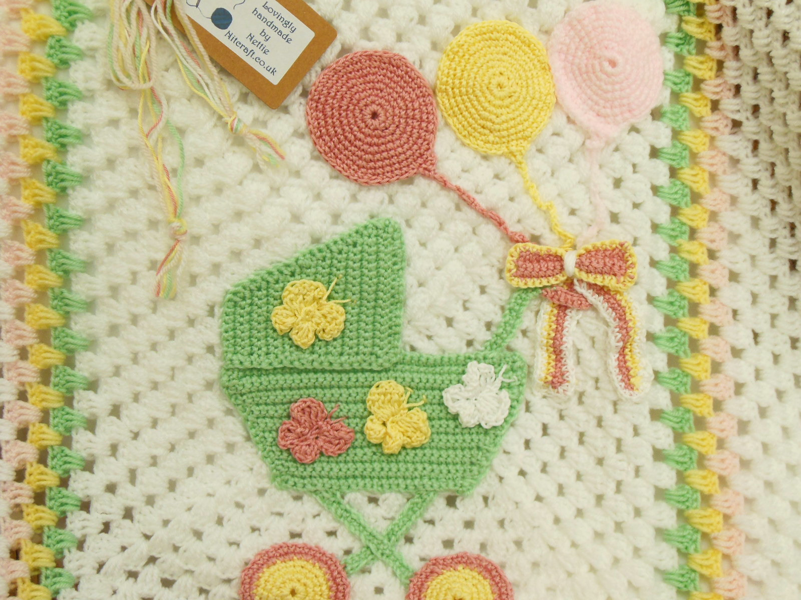 Crochet Baby Blanket Unique Crochet Baby Blanket Picture butterfly Pram Of Great 49 Pictures Crochet Baby Blanket
