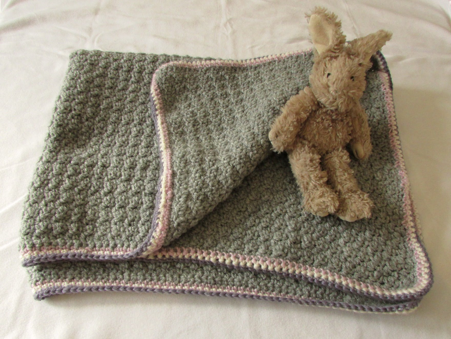 Crochet Baby Blanket Unique [video Tutorial] This Beautiful Baby Blanket It S Of Great 49 Pictures Crochet Baby Blanket